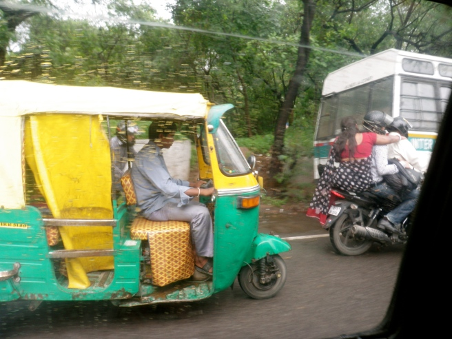 tuk tuk and moped